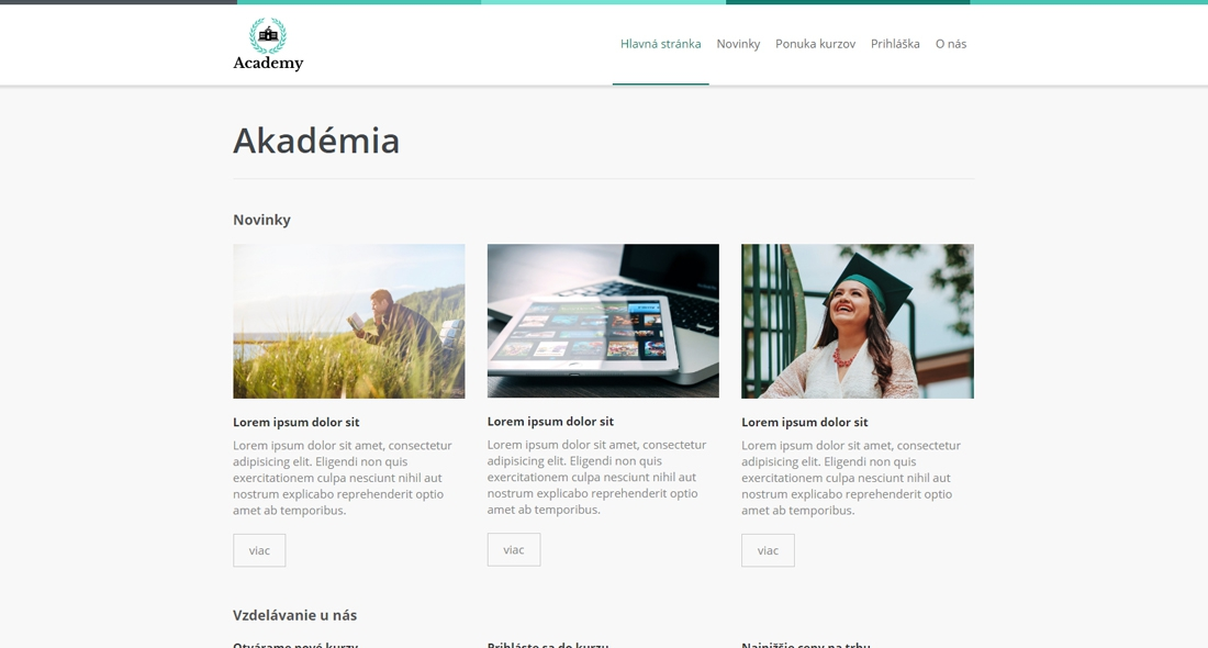 Akadémia