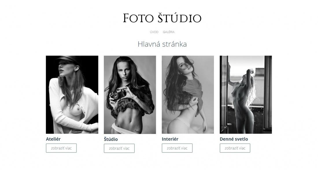 Fotoštúdio